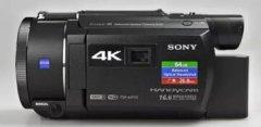 消费级的索尼4K摄像机,是