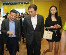 DHV董事长张馨月受邀出席中国绿公司年会