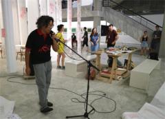 刘铁飞受邀参与卡塞尔文献展创作