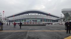 中建钢构肇庆体育中心升级改造工程项目