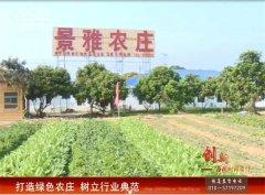 CCTV证券资讯频道《每周财经资讯》 走进景雅农庄 打造多样化趣味农庄