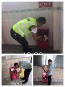 龙城街道市政事务中心开展公厕检查联合行动