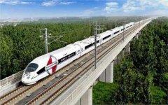 科治好:第一条时速350公里智能高铁拟今年开通