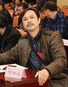 民族书画家叶成舟献礼新中国成立
