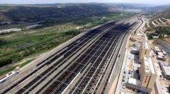 """神朔铁路朱盖塔站: 13亿吨""""榆林煤""""从这"""