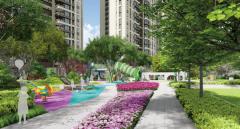 为美好而来|江悦城公园里,配备绿道空间,体验舒适的运动生活