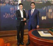 中国一带一路公益经济合作在马达加斯加获得重大突破