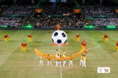 盼盼豹发力助力2019年国际大体联足球世界杯