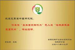 北京觅草堂发酵中药技术中医治未病无痛苦医学无副作用医学的实施方案