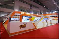 卡游动漫亮相2020国际玩具产品及授权(深圳)展览会