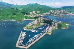 Lantau Yacht Club (香港大屿山游艇会)焕新升级 打造亚洲超级游艇中心