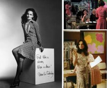 致敬DVF裹身裙传奇时尚之旅 -DVF裹身裙的创作历程和经典样式