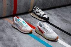 传统意式工艺碰撞现代设计灵感Kappa G.I.O凯旋复古跑鞋系列全新升级
