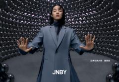 JNBY 携首位品牌形象大使雎晓雯解锁 8个梦境世界