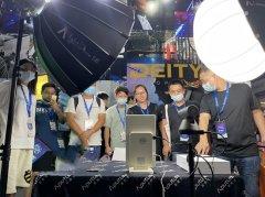 为直播带货而生 云犀MIX首次亮相第八届(杭州)全球新电商博览会