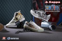 全新Kappa x ONE PIECE联名鞋款重磅来袭 航路再启 引领个性新浪潮