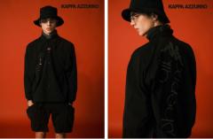 意式基因定义先锋未来 筑就高级运动美学 KAPPA AZZURRO秋季新品活力来袭