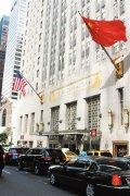 """习近平纽约入住酒店被称""""小联合国""""(图)"""